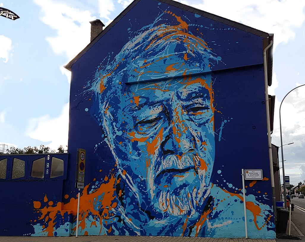 Street Art in Luxembourg – Street Art….