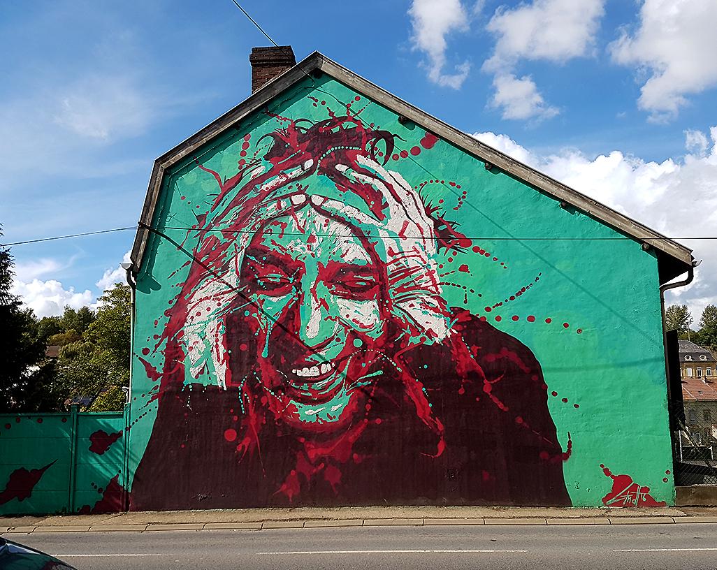 KUFA's URBAN ART – Street Art….